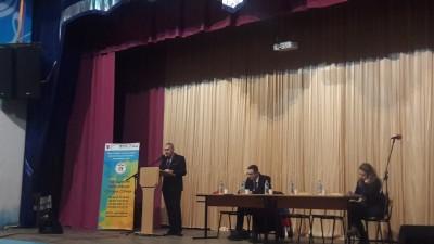 Вінницьким регіональним управлінням Держмолодьжитла прийнято участь у зібранні внутрішньо переміщених осіб Вінниччини