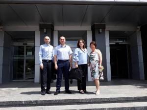 Вінницьке регіональне управління Держмолодьжитла розпочало співпрацю з Офісом Ради Європи в Україні