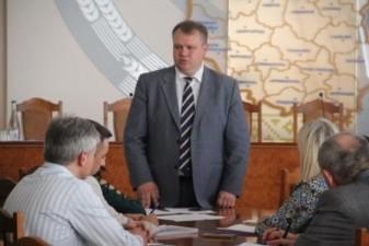 Відбулась зустріч першого заступника голови обласної державної адміністрації Андрія Гижка з представниками громадських організацій